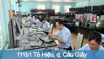 Điện tử Bách Khoa 111b1, phố Tô Hiệu, quận Cầu Giấy, Hà Nội
