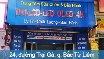 Điện tử Bách Khoa - Số 24, đường Trại Gà, quận Bắc Từ Liêm, Hà Nội