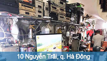 Điện tử Bách Khoa số 10, Nguyễn Trãi, quận Hà Đông, Hà Nội