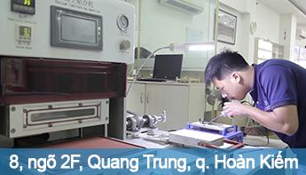 Điện tử Bách Khoa Số 8, ngõ 2F, phố Quang Trung, quận Hoàn Kiếm, Hà Nội