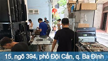 Số 15, ngõ 394, phố Đội Cấn, quận Ba Đình, Hà Nội
