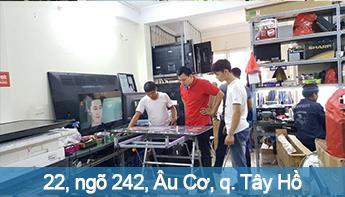Điện tử Bách Khoa số 22, ngõ 242, phố Âu Cơ, quận Tây Hồ, Hà Nội