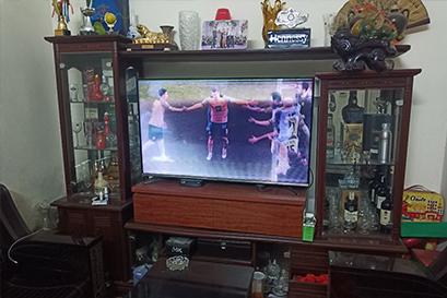 Sửa Tivi Panasonic bệnh chồng hình tại Hà Nội