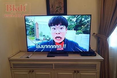 Sửa Tivi Sony tại đại sứ quán Thái Lan tại Hà Nội