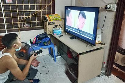 Sửa Tivi TCL có tiếng không có hình tại nhà Hà Nội