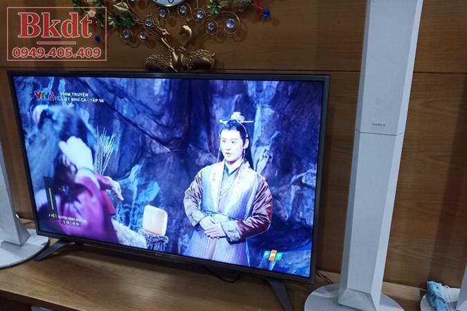 Sửa chữa Tivi LG lỗi màn hình tại Hà Nội