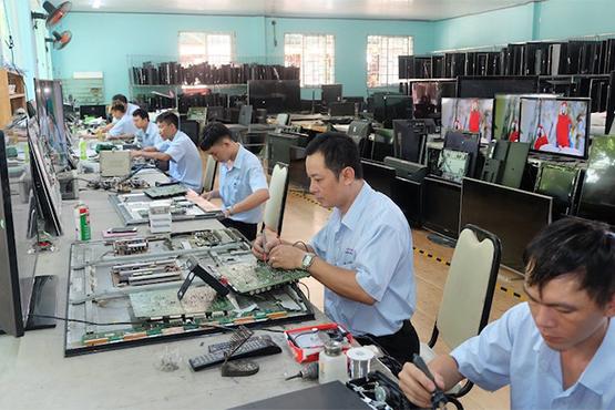 Trung tâm Điện tử Bách Khoa Hà Nội