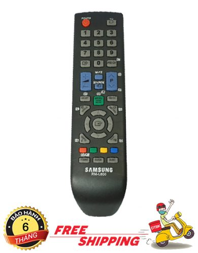 Điều khiển Tivi Samsung RM-L800