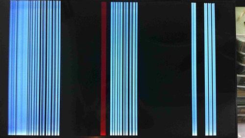 Cách sửa Tivi Sony bị sọc màn hình