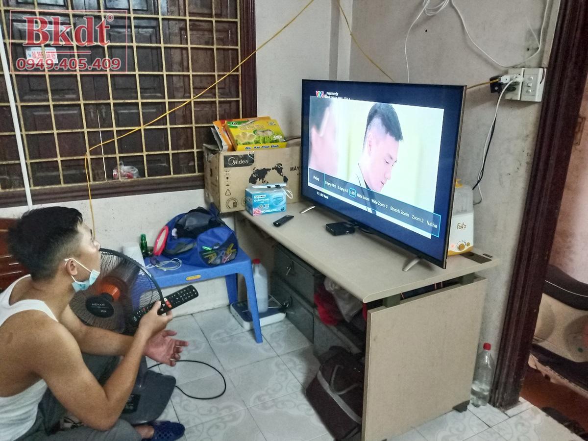 Sửa Tivi Sony tại nhà Hà Nội bị hỏng LED