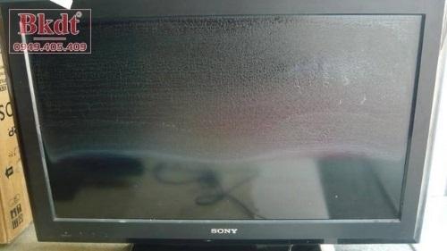 Tivi Sony bị rộp màn hình