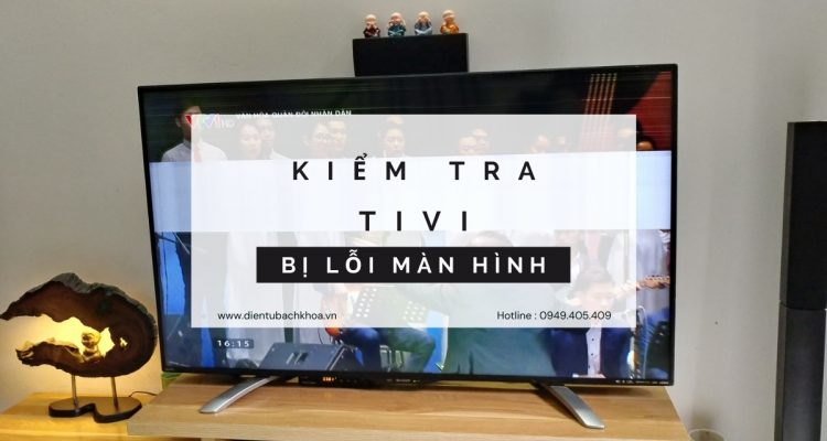Tivi bị lỗi màn hình