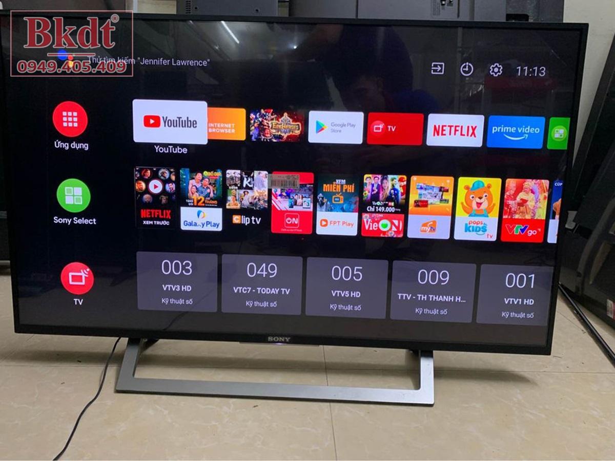Sửa Tivi Sony bị lỗi bo chính